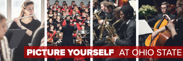 Picture yourself at Ohio State