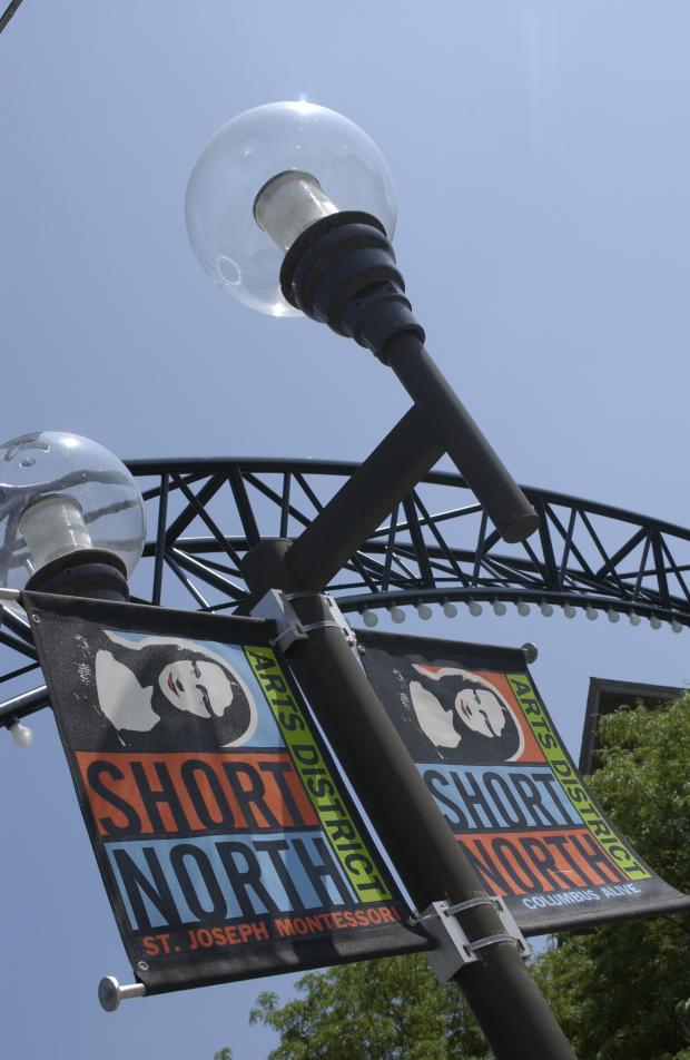 Short North signage
