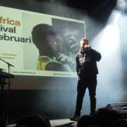 Erk Lundin, CinemAfrica